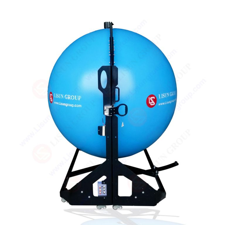 Integrating Sphere With Bracket Base