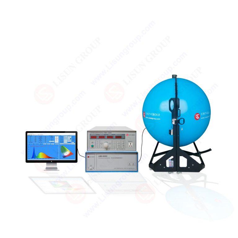 Integrating Sphere Spectroradiometer System for LED