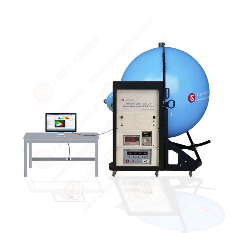 LPCE-3 High quality integrating sphere system