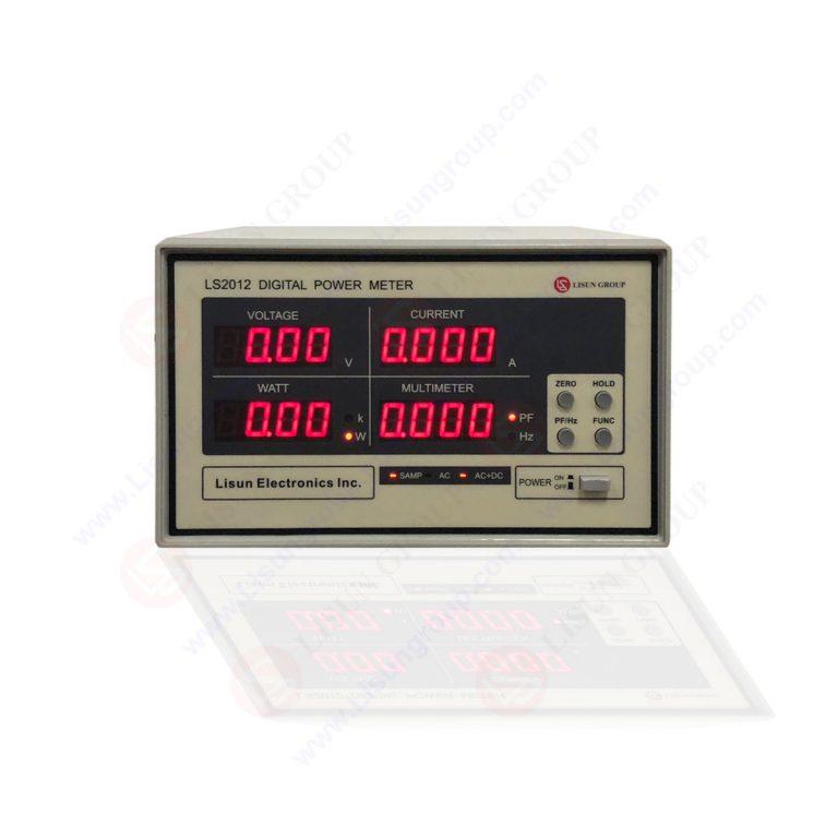 AC & DC Digital Power Meter