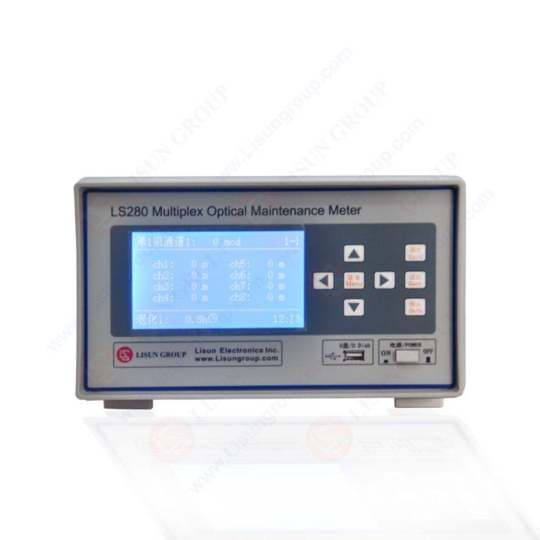 Multiplex Optical Maintenance Meter