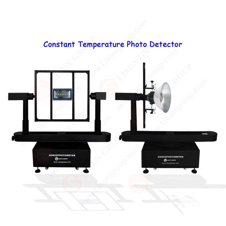 High-accuracy Rotation Luminaire Goniophotometer
