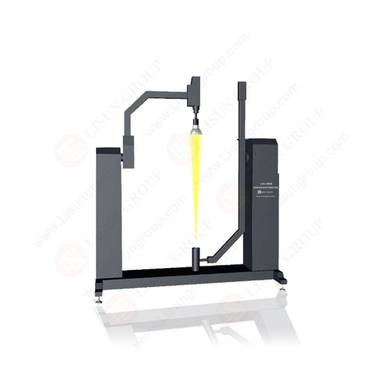 Goniophotometer is Near Field Moving Detector