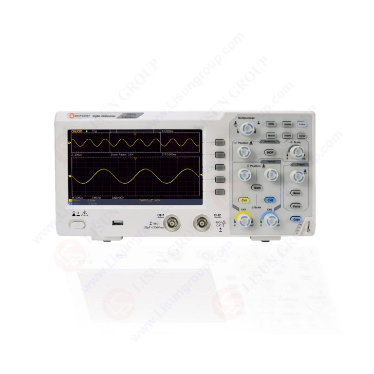 High accuracy electronic components of digital Oscilloscope