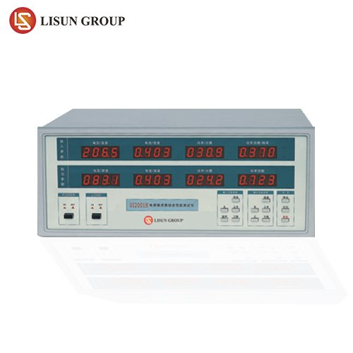 Inductance Ballast for input and output tester