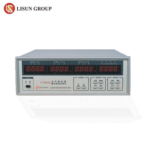 Electronic Ballast Output Characteristic tester