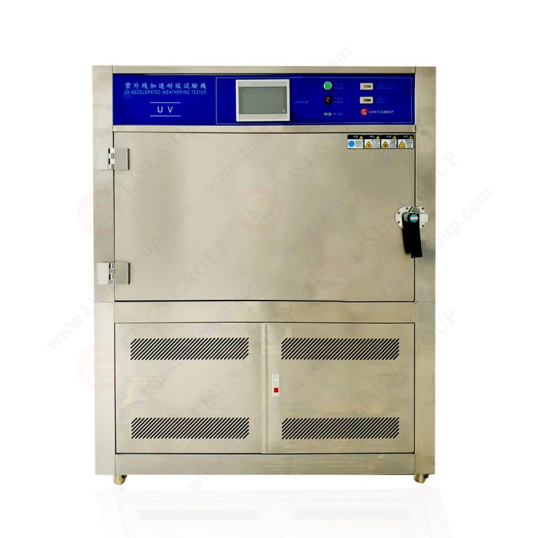 ISO 4892-1 UV Climate Resistant Aging Test Chamber