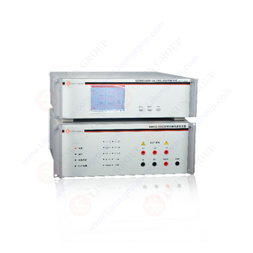 IEC 61000-4-18 Damped Oscillatory Wave Immunity Tester