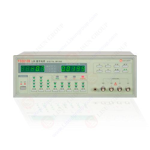 LCR digital bridge can test C,R,L,Z,D,Q
