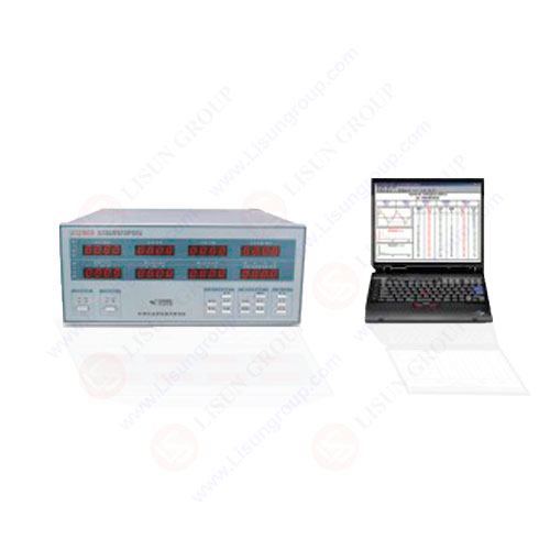 Electronic Ballast for input and output characteristatic test