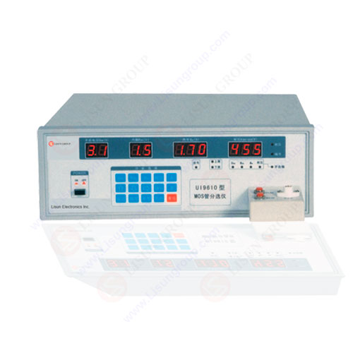 MOS Transistor Selector designed to solve the power MOS test problem