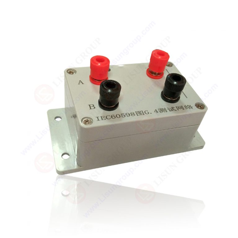 IEC60598 Figure G.4 Simulated Human Impedance Touch Current Measuring Network