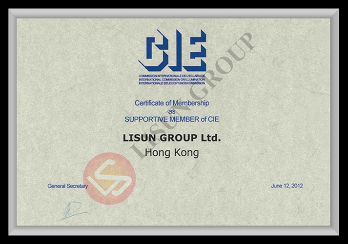 CIE Membership