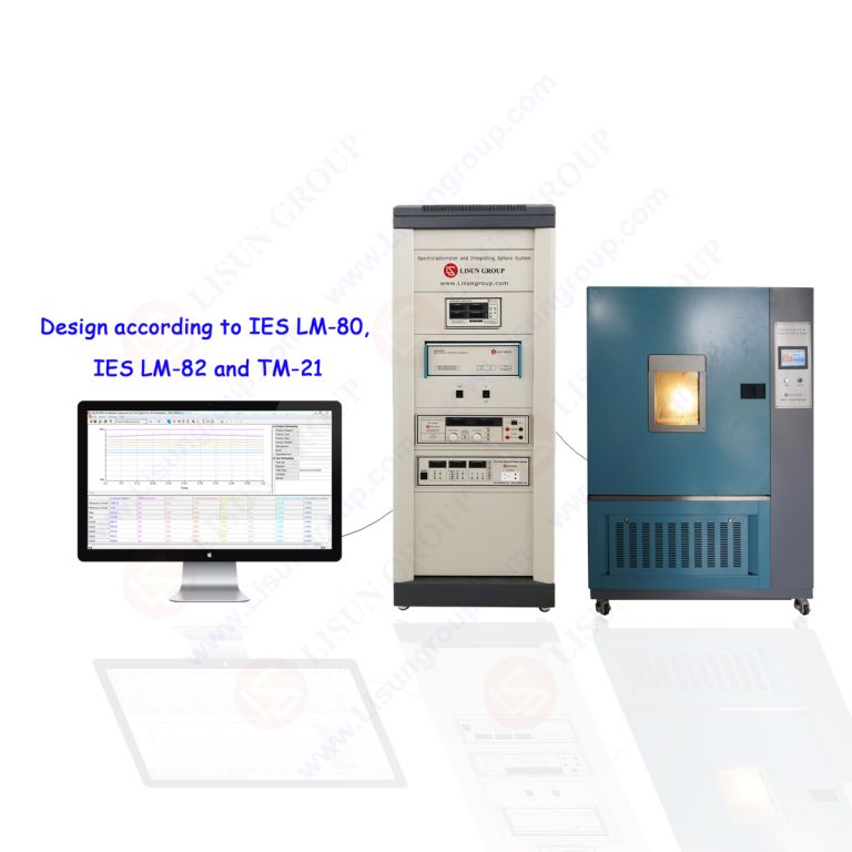 LM-80 Lumen Maintenance and Aging Life Test System