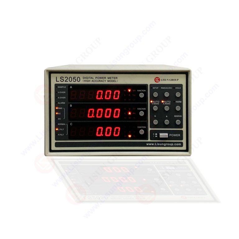 High Accuracy Digital Power Meter