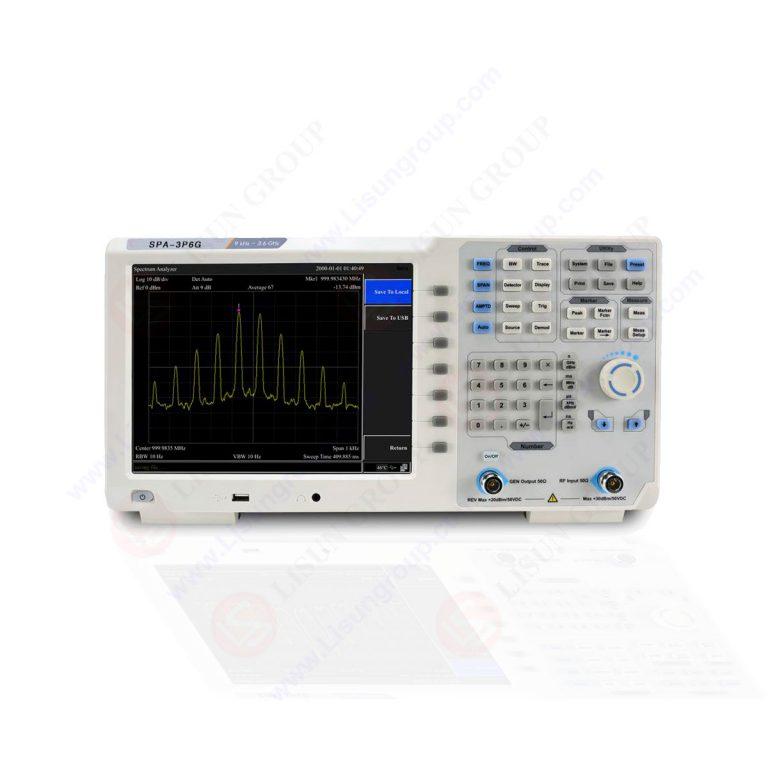 Signal & Spectrum Analyzer