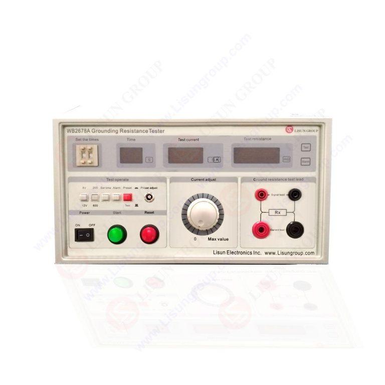 Leakage Current Tester for 0~2mA/20 mA