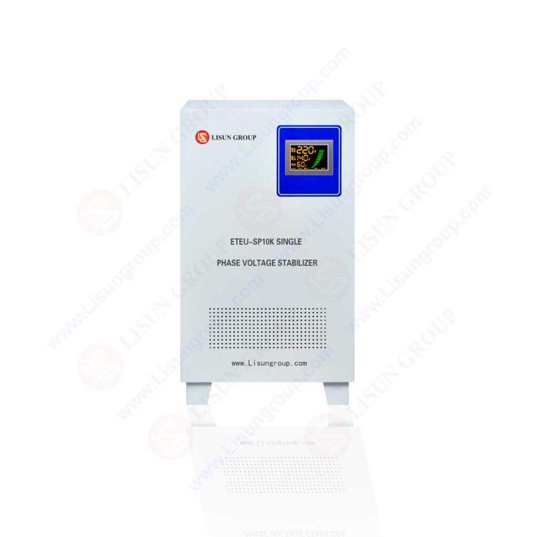 ETEU-SP10K series voltage stabilizer